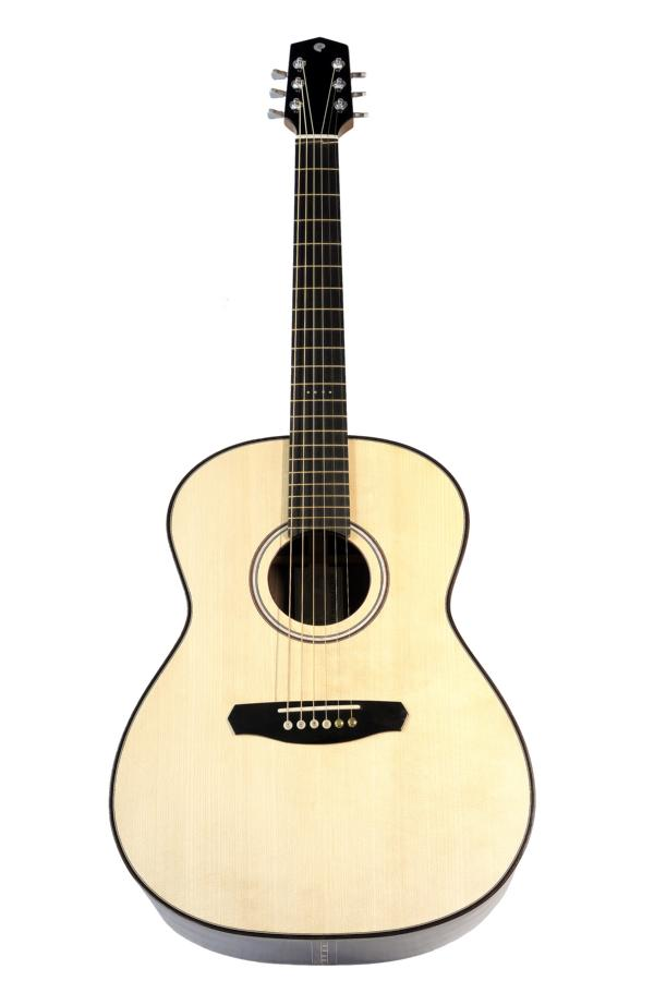"Rissmann Steelstringgitarre  ""The Pearl"" 6021"