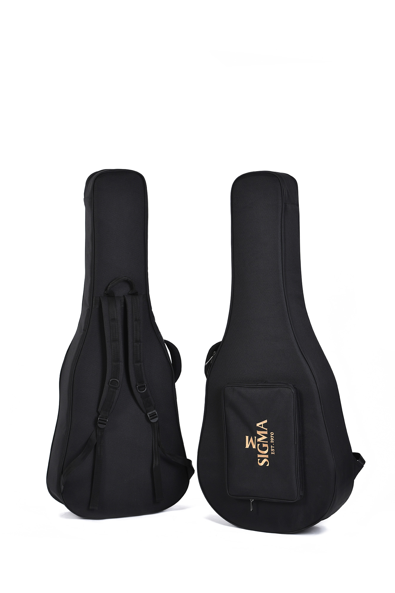 SIGMA S000R-42S Costom Westerngitarre inkl. Softshell Case
